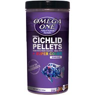 Omega One Super Color Small Cichlid Pellets Sinking Fish Food