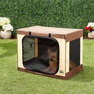 Pet Gear Travel-Lite Soft Pet Crate, Sahara, Small