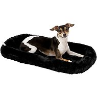 Pet Gear Stroller Bolster Pad, Black, Medium