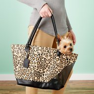 Pet Gear Tote Bag Pet Carrier, Jaguar