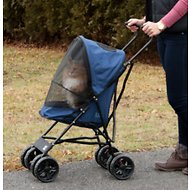 Pet Gear Travel Lite Pet Stroller, Navy