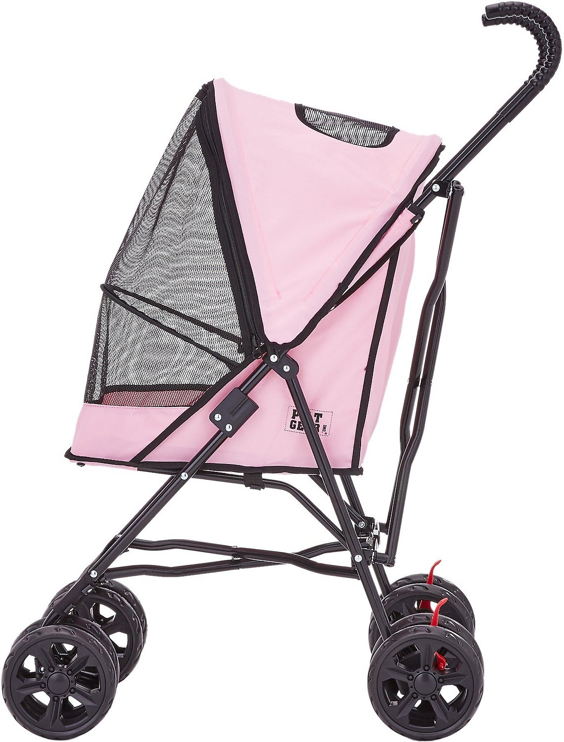 Pet Gear Travel Lite Pet Stroller, Pink - Chewy.com