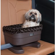Pet Gear Dog & Cat Bucket Seat Booster, Chocolate, 17-inch