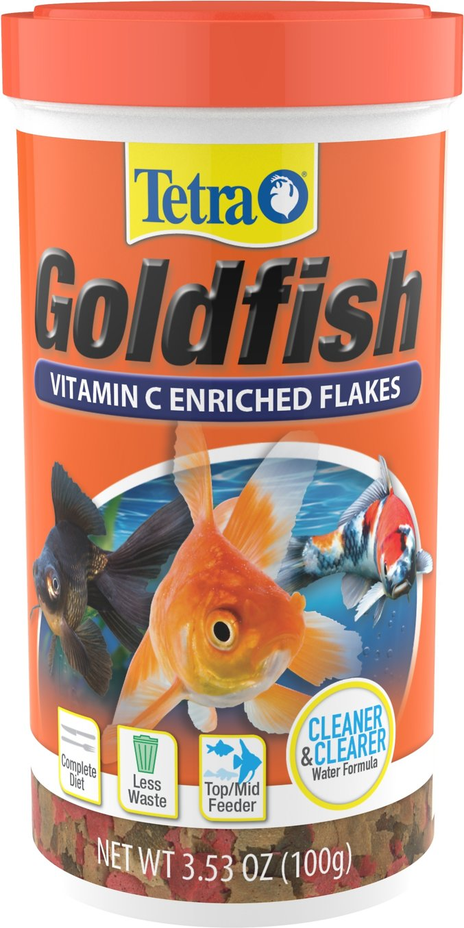 TETRAFIN 200G GOLDFISH COLDWATER FISH FLAKE FOOD | eBay |Tetrafin Goldfish Food