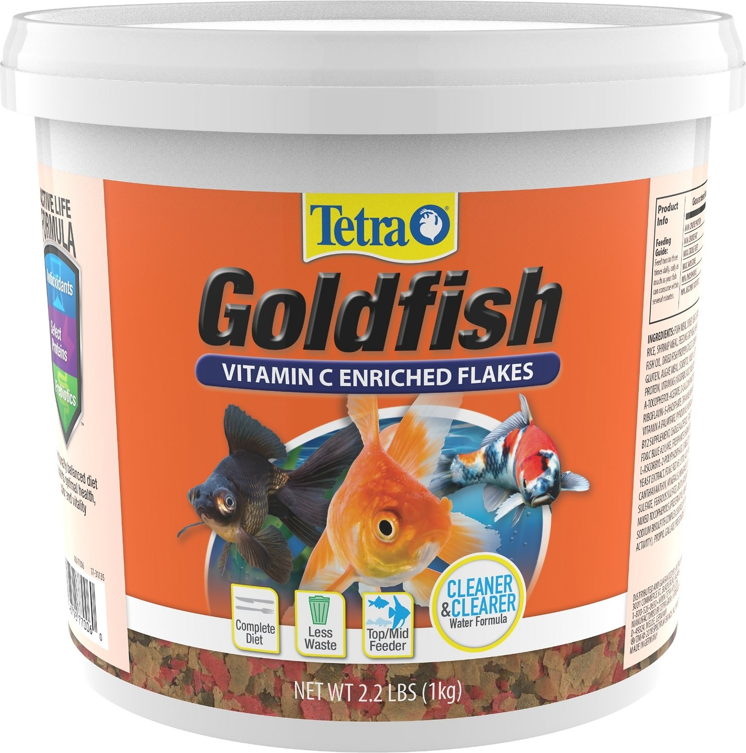 Best Goldfish Food: Flakes and Pellets Your Goldfish Will Love