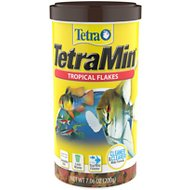 TetraMin Tropical Flakes Fish Food, 7.06-oz jar