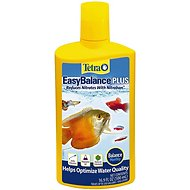Tetra EasyBalance Plus Freshwater Aquarium Water Conditioner, 16.9-oz bottle