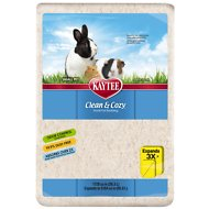 Kaytee Clean & Cozy Small Animal Bedding, 85-L