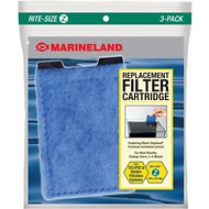 Marineland Eclipse Rite-Size Z Filter Cartridge, 3 count