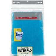 Marineland Magnum Bonded Pad Filter Media, 312 sq-in