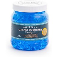Fluker's Cricket Quencher Original Reptile Supplement, 8-oz jar