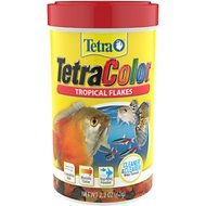 Tetra Color Tropical Flakes Fish Food
