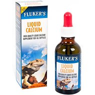 Fluker's Liquid Calcium Reptile Supplement, 1.7-oz jar