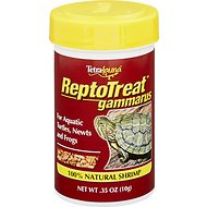 Tetrafauna ReptoTreat Gammarus Turtle, Newt & Frog Treats, .35-oz jar