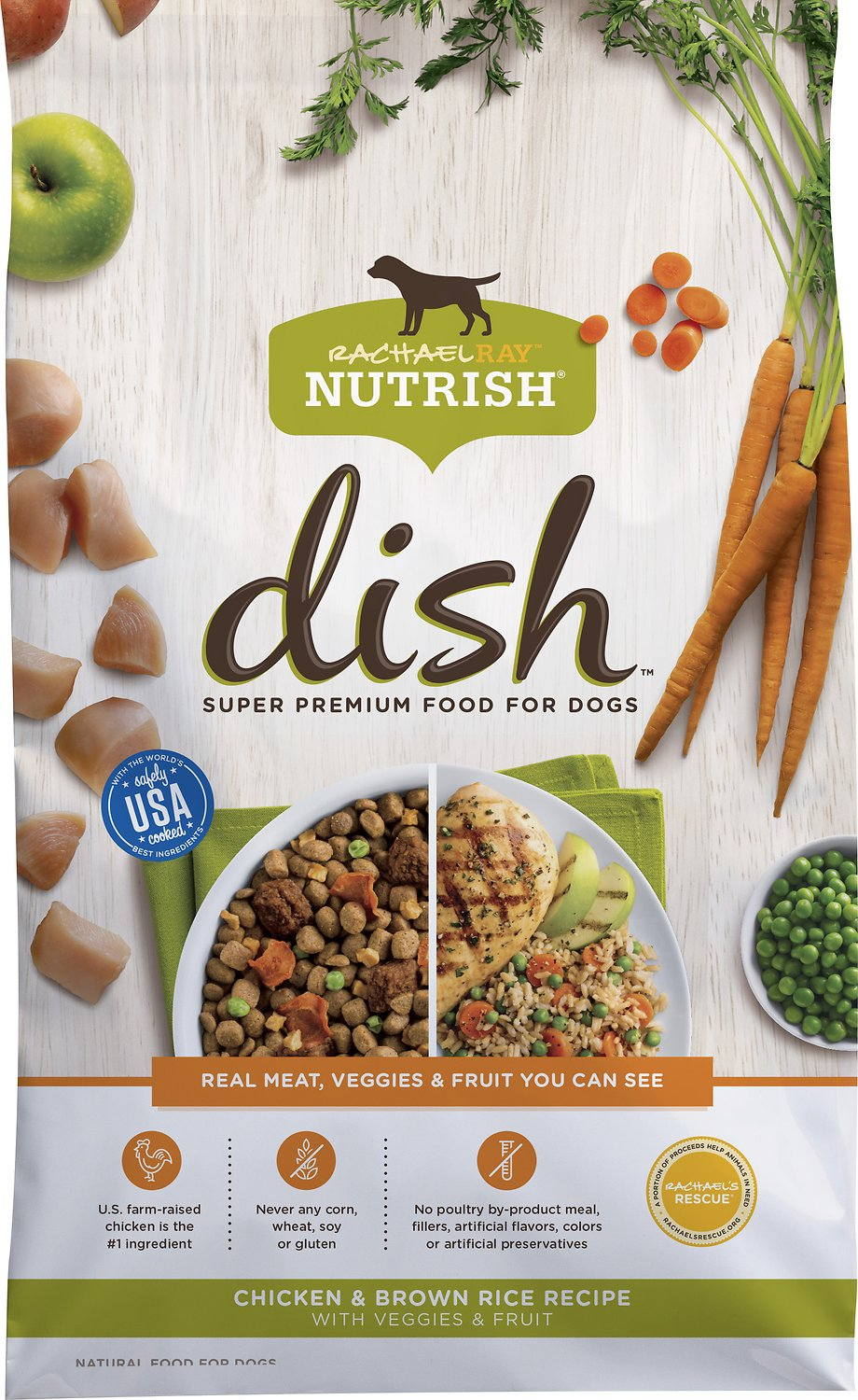 Rachael Ray Nutrish Dog Food Review Images And Description