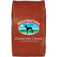 American Natural Premium Exhibitor's Choice Dry Dog Food, 12-lb bag