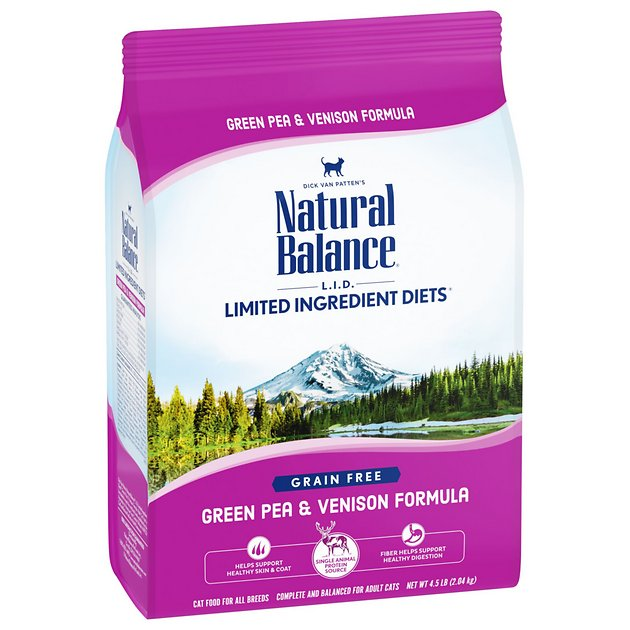 Natural Balance Dry Cat Food Venison