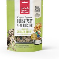 The Honest Kitchen Proper Toppers Grain-Free Chicken Recipe Dehydrated Dog Food Topper, 5.5-oz bag