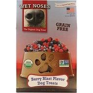 Wet Noses Grain Free Berry Blast Dog Treats, 14-oz box