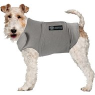 Calming Coat for Dogs, Grey, Small
