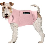 Calming Coat for Dogs, Pink, Large