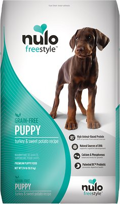 9. Nulo FreeStyle Grain-Free Puppy Dry Food