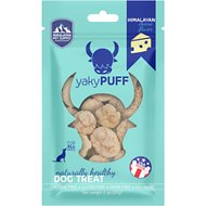 Himalayan Dog Chew Yaky Puff Himalayan Cheese Dog Treats, 2-oz bag