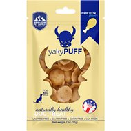 Himalayan Dog Chew Yaky Puff Chicken Dog Treats, 2-oz bag