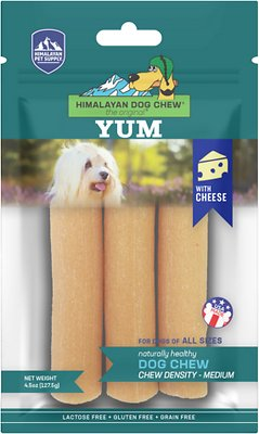 Dog Chew Yaky Yum Himalayan Cheese