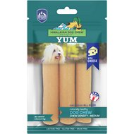 Himalayan Dog Chew Yaky Yum Himalayan Cheese Dog Treats, 3 count