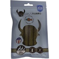 Himalayan Dog Chew Yaky Churro Fish Dog Treats, 4 count