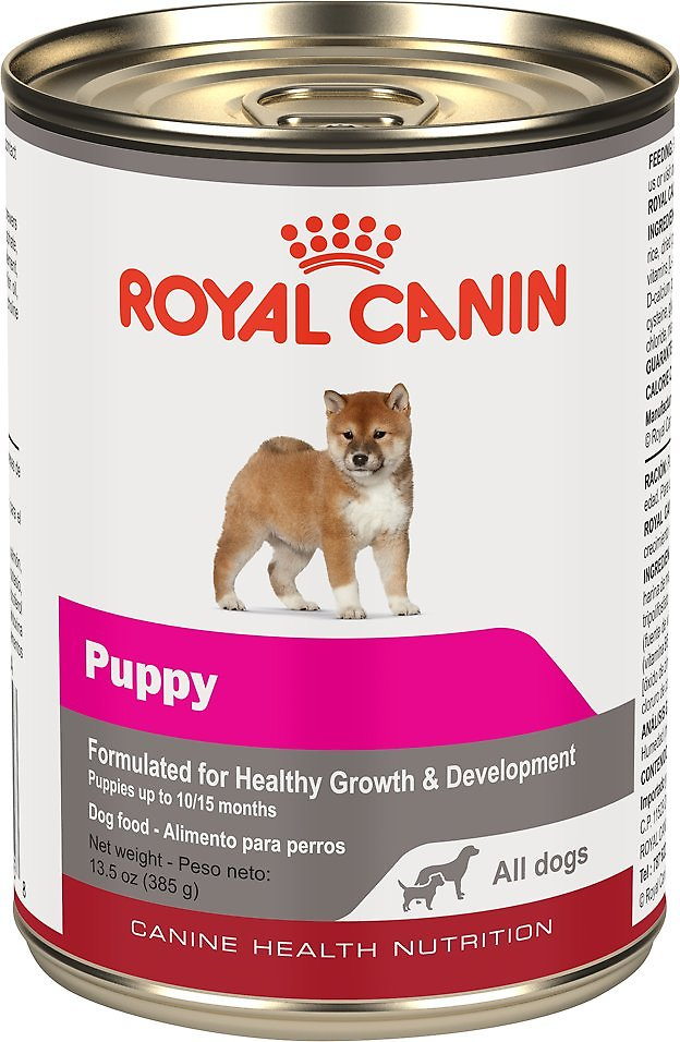 royal canin puppy canned dog food 13 5 oz case of 12. Black Bedroom Furniture Sets. Home Design Ideas