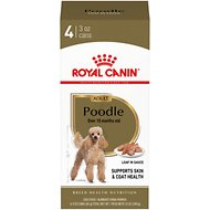 Royal Canin Toy & Miniature Poodle Adult Canned Dog Food, 3.5-oz, pack of 4