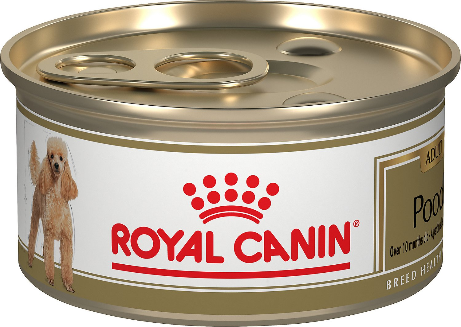 royal canin toy miniature poodle adult canned dog food 3 5 oz pack of 4. Black Bedroom Furniture Sets. Home Design Ideas