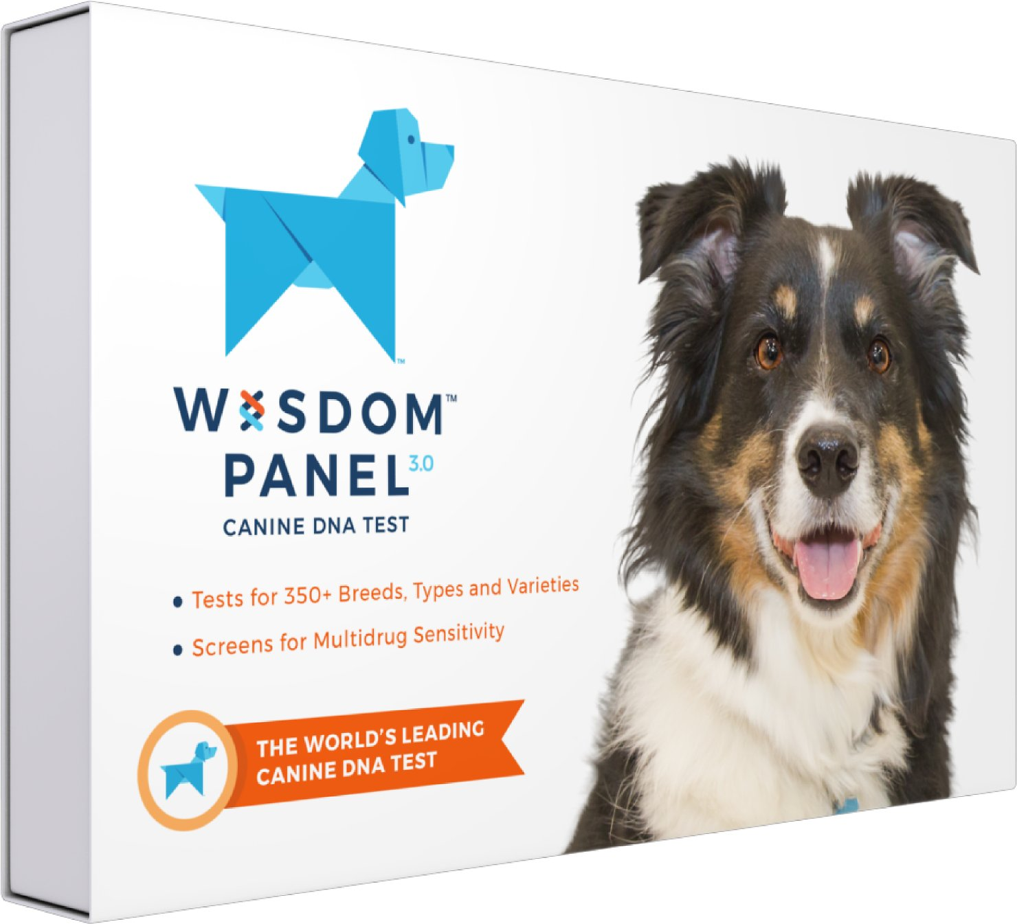 Wisdom Panel 30 Breed Identification Dog Dna Test Kit Diagram 9 Steps Video