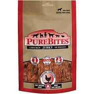 PureBites Chicken Jerky Gently Dried Dog Treats, 5.5-oz bag