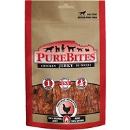 PureBites Chicken Jerky Dog Treats, 21.1-oz bag