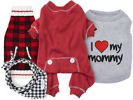 Dog Clothes Dog Outfits Pjs Jackets More Free Shipping Chewy
